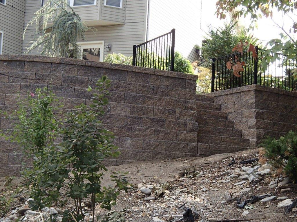 concrete walls St Louis