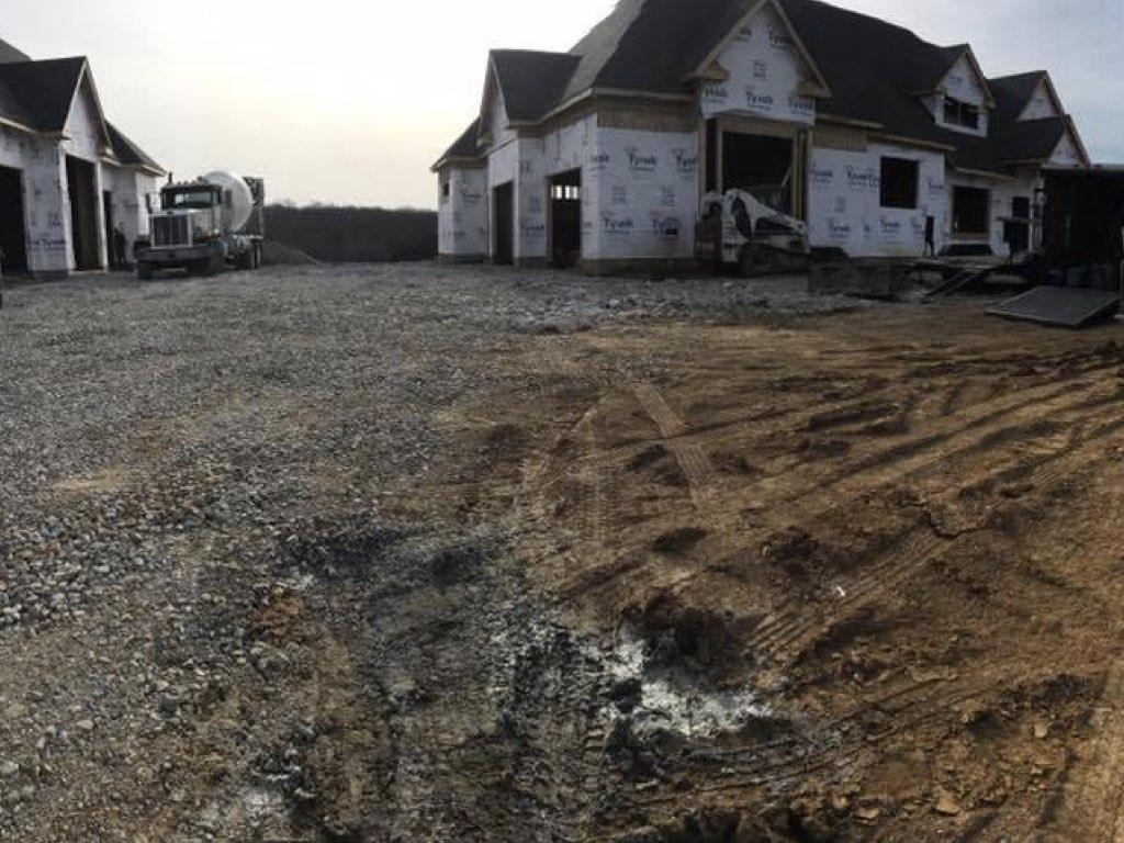 concrete contractors chesterfield