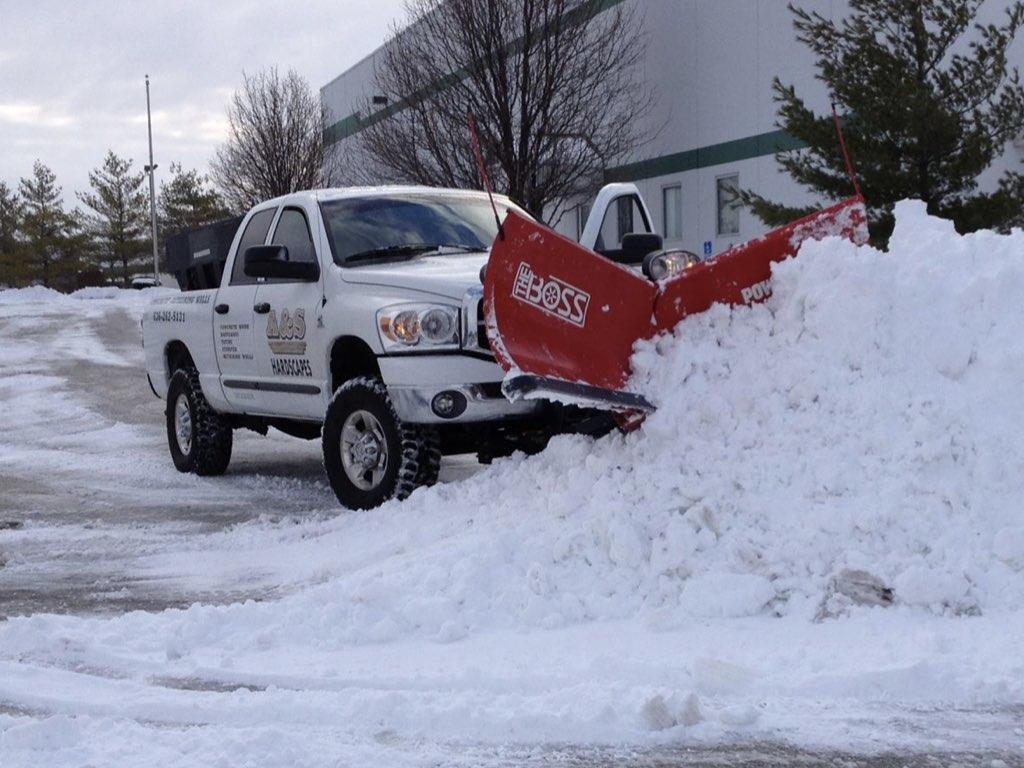 snow removal near me