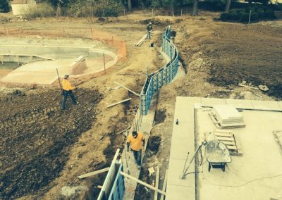 A & S Concrete - footings