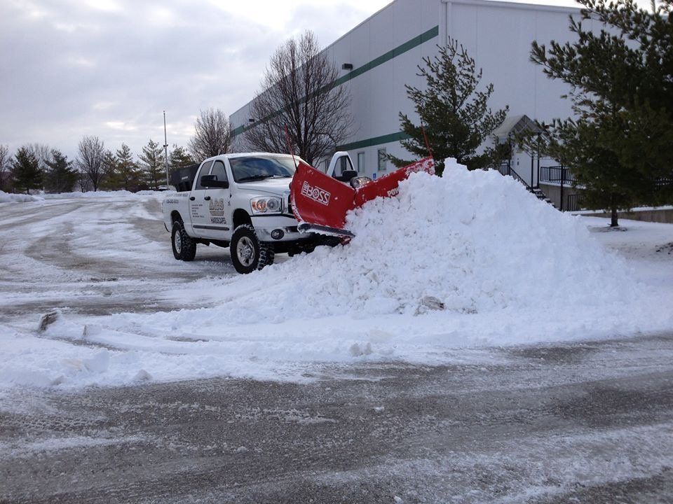 snow removal chesterfield