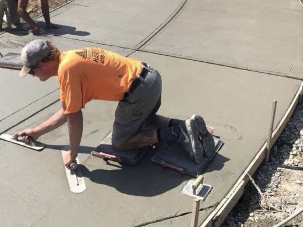 concrete contractors St Louis